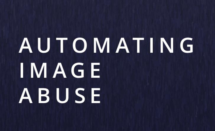 Automating Image Abuse - Deepfake Bots on Telegram